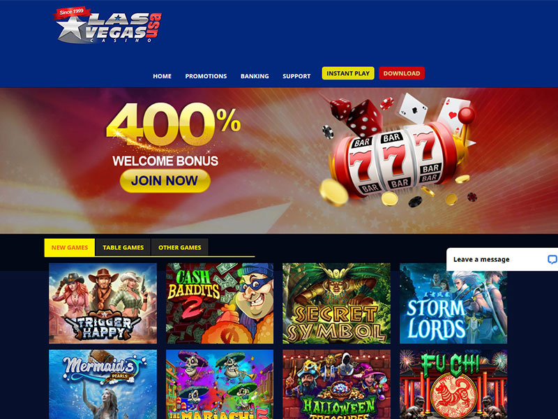 Very Vegas Mobile Casino Review