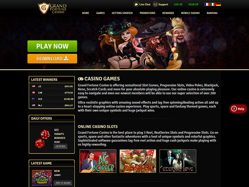Mr Fortune Casino