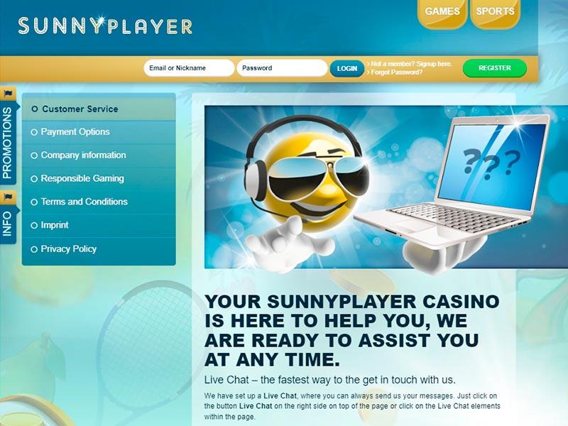 Www.Sunnyplayer.Com