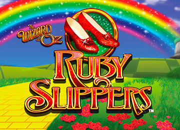 Wizard of Oz Ruby Slippers Free Slots