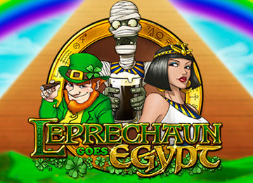 Leprechaun Goes Egypt Free Slots