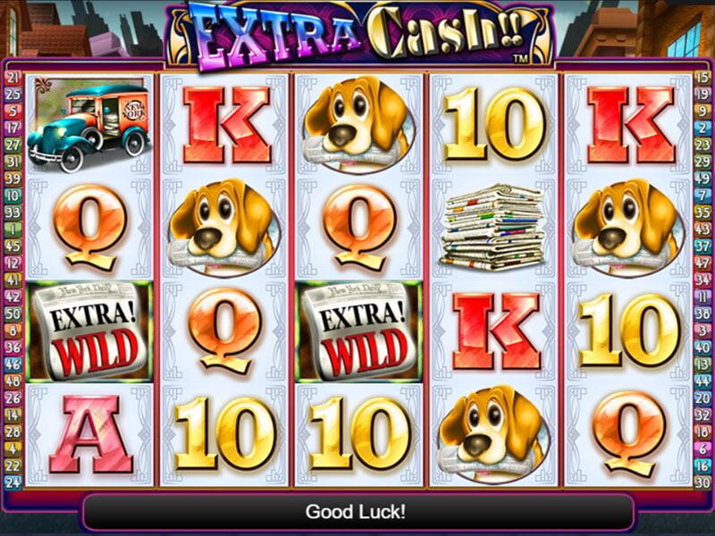 Extra Cash Free Slots
