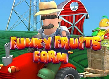 Funky Fruits Farm Free Slots