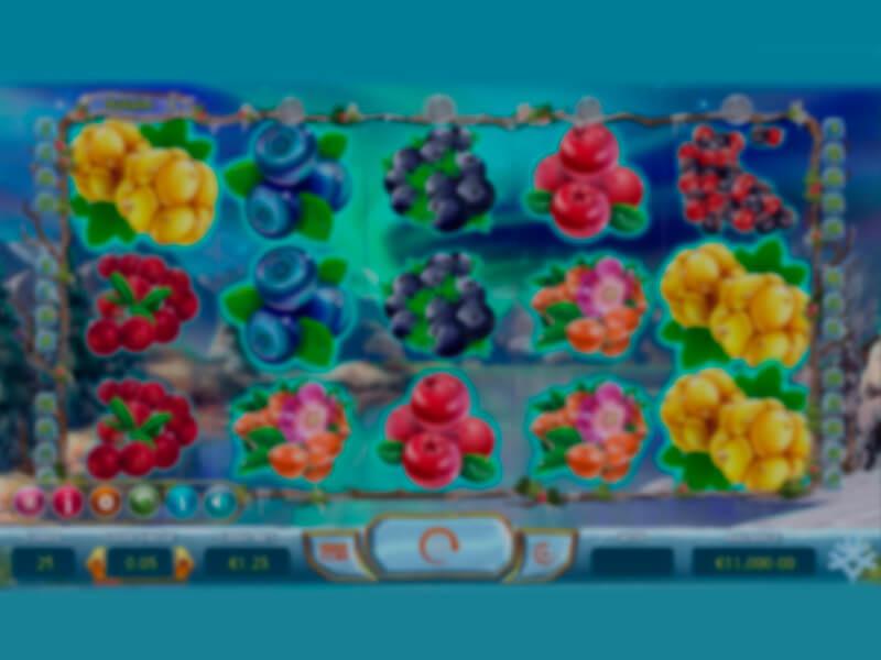 Winterberries Free Slots