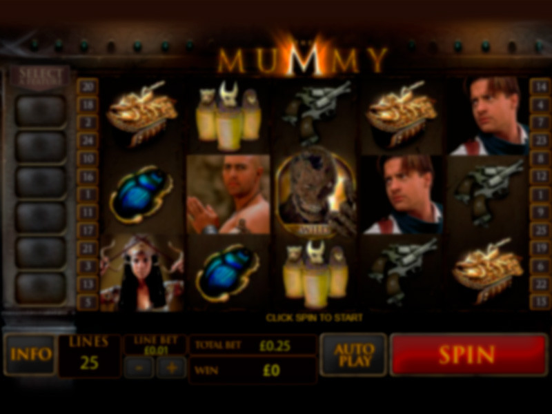 The Mummy Free Slots