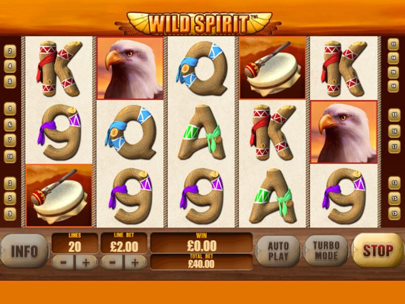 Wild Spirit Free Slots