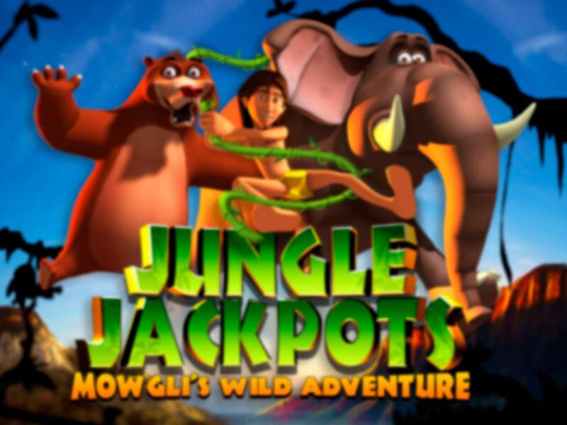 Jungle Jackpots Free Slots