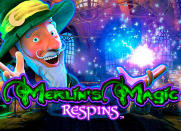 Merlin Magic Respins Free Slots