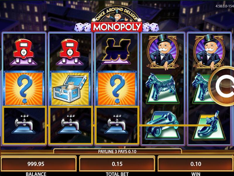 Monopoly Free Slots